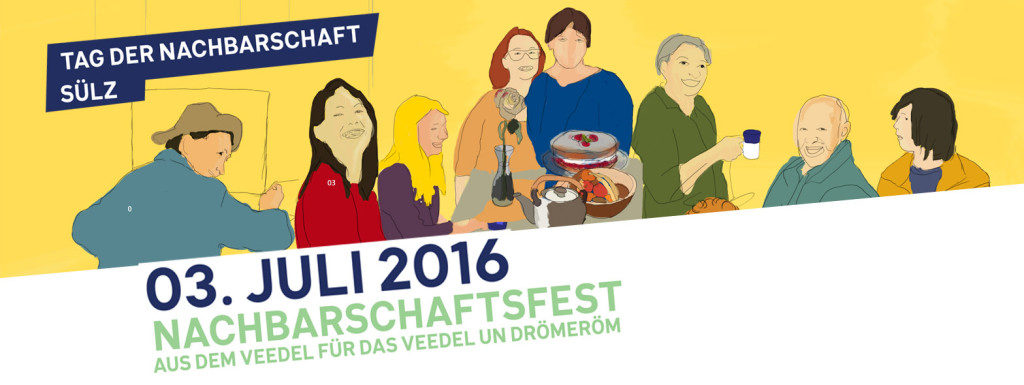 THE GOOD FOOD :: TagDerNachbarschaft2016