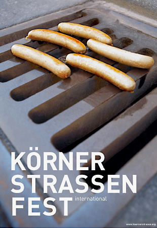 THE GOOD FOOD :: koernerstrassenfest