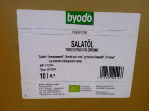 Salatöl