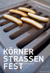 THE GOOD FOOD :: koernerstrassenfest