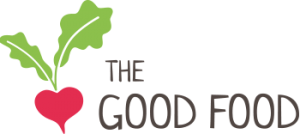 The Good Food Logo 350