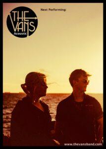 The Vans / Konzert